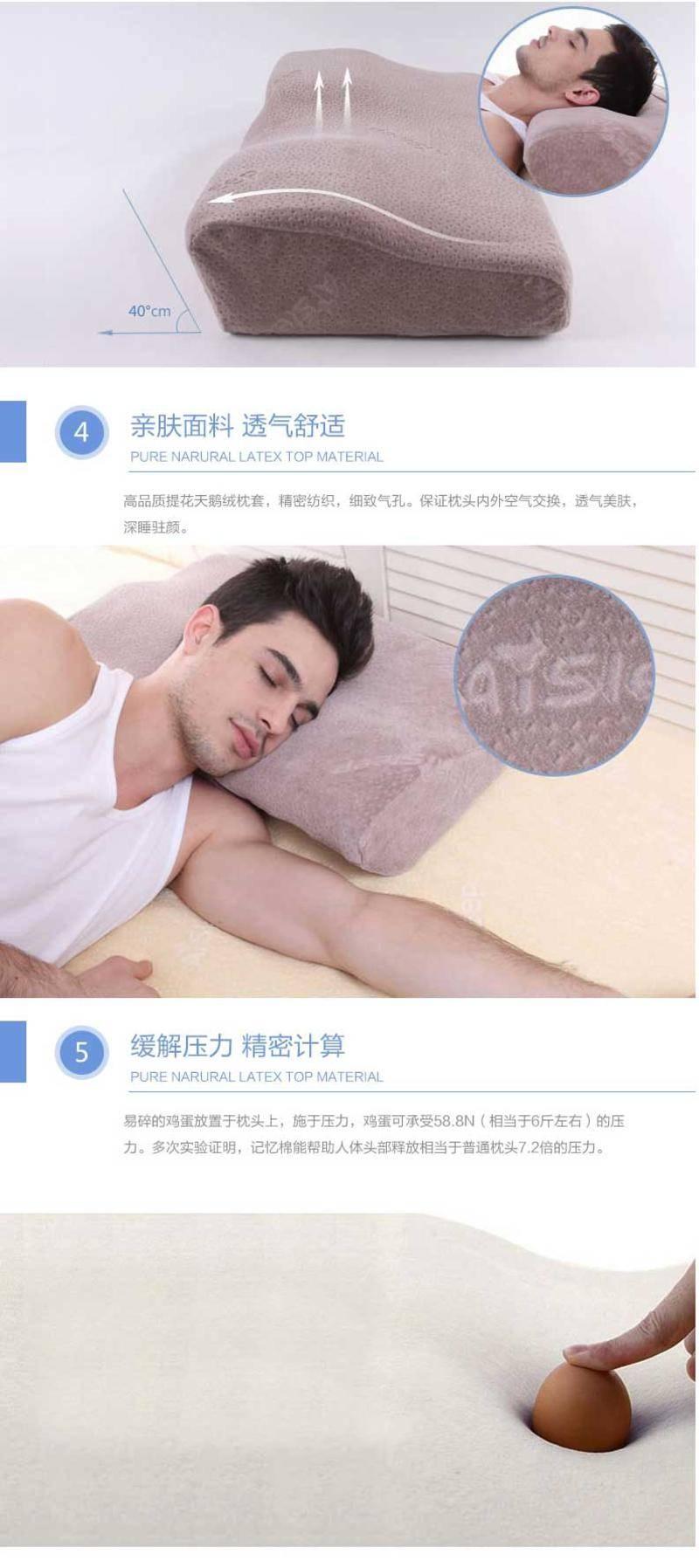 自制颈椎病枕头图片
