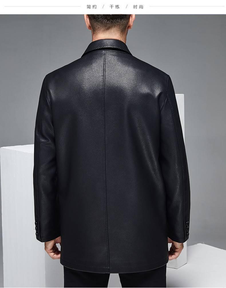 【男式真皮皮风衣】男式真皮皮风衣品牌、价格 - 阿里巴巴