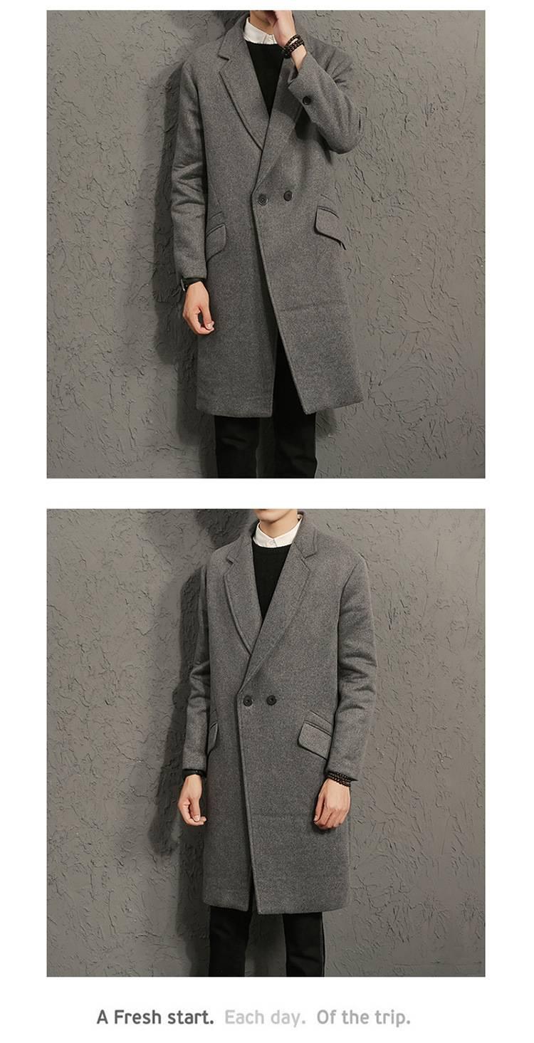 2017新款,冬季男装棉衣修身外套,韩版帅气个性潮流青少年