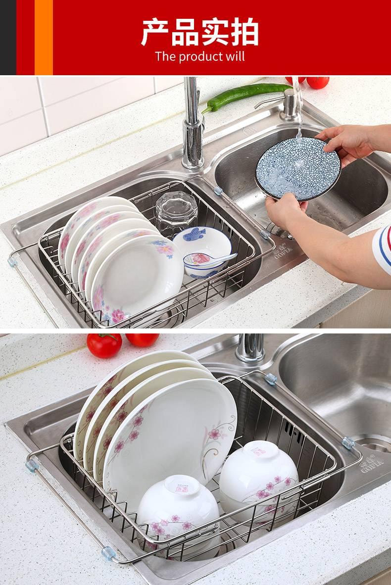 沥水碗架哪种最好用?塑料材质pk不锈钢材质介绍