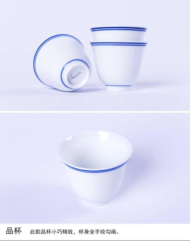 一套茶具使用步骤图片