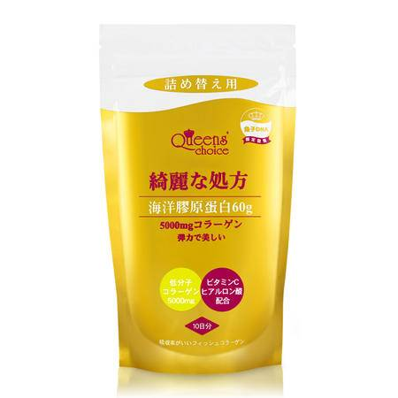 【Queens choice】魚子膠原蛋白60g*5包