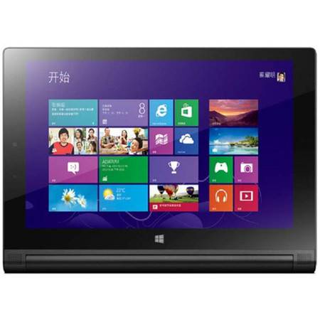 联想(Lenovo)平板电脑YOGA Tablet 2(1051F) 32G   WIFI版