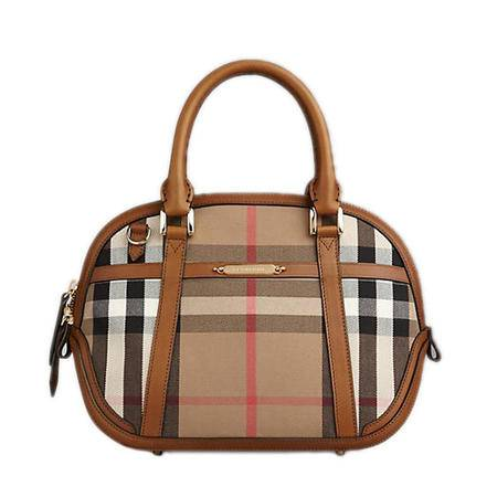 Burberry SM Orchard马勒手拎包