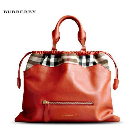 Burberry Big Crush 手拎包