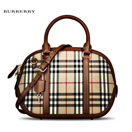 Burberry SM Orchard刺绣手拎包#