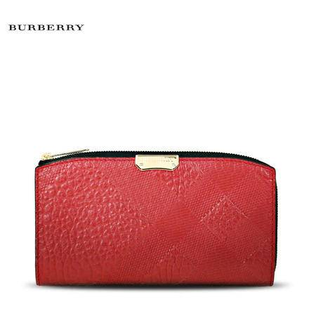 Burberry Alvington E 长款钱夹#