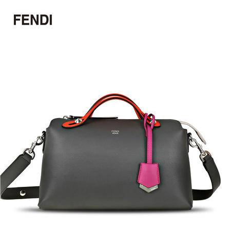 Fendi BY THE WAY 拼色手拎包