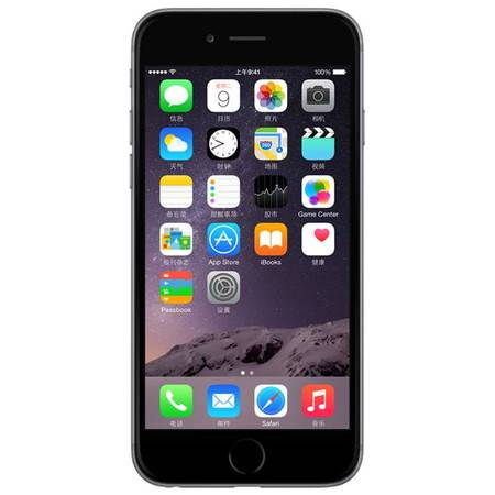 分期 Apple/苹果 iPhone 6 Plus A1524 5.5英寸公开版 16GB(深空灰)