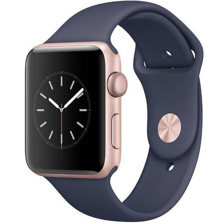 苹果/APPLE Apple Watch Sport Series 1智能手表 42毫米 午夜蓝色