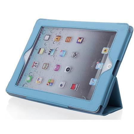 iDiffer ipad2 ipad3 the new ipad4 三折弹力智能 保护套