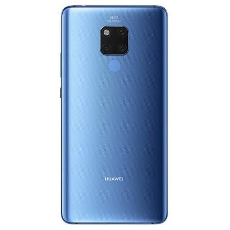 華為/HUAWEI Mate20 X 6GB+128GB 全網通手機 寶石藍 幻影銀