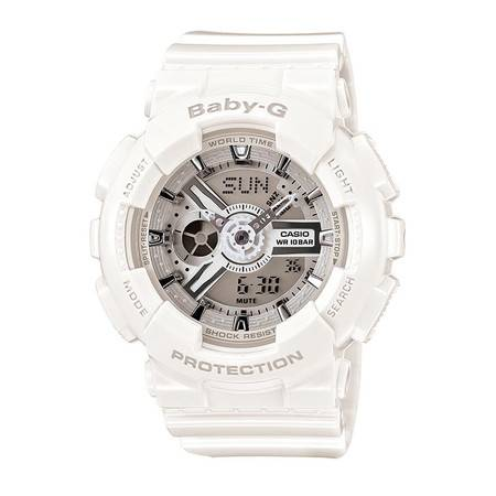 卡西欧CASIO-G-SHOCK&BABY-G系列 BA-110-7A3 男士石英表