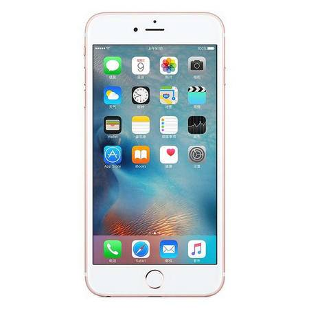 Apple 苹果 iPhone6s plus 4G手机 全网通 64G 玫瑰金