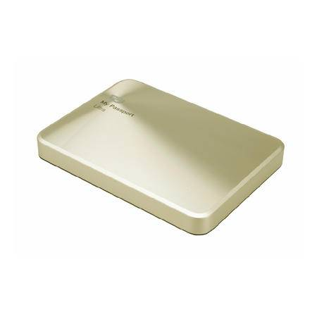 WD西部数据 移动硬盘 usb3.0 My Passport Ultra Metal  1TB