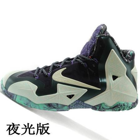 Nike LEBRON LBJ 詹姆斯11代耐克正品鸳鸯男鞋全明星篮球鞋647780图片大全 邮乐官方网站图片