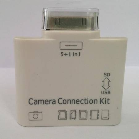 iPad读卡器5+1 in1 camera connection kit