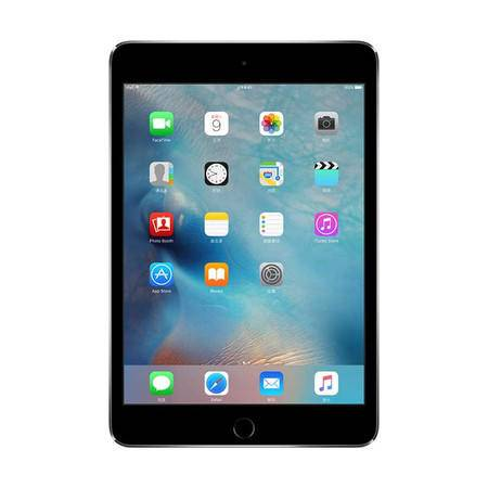 Apple/苹果 iPad mini 4 WLAN版 7.9英寸平板电脑 16G 深空灰
