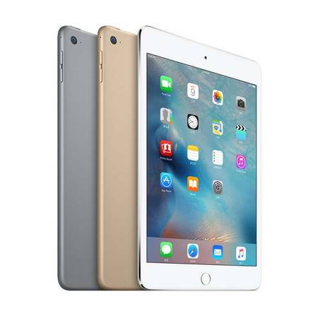 Apple/苹果 iPad mini 4 WLAN版 7.9英寸平板电脑 128G
