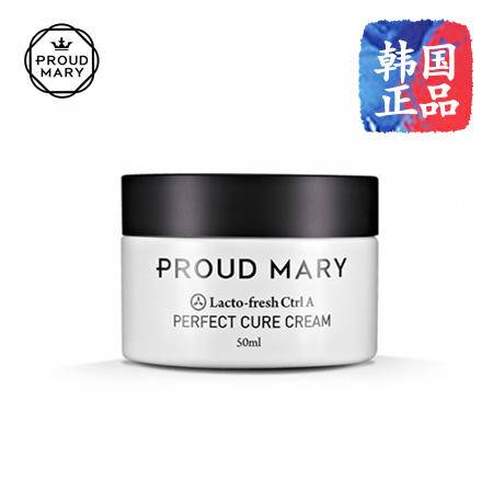 韩国进口 Proud Mary Lacto-fresh Ctrl A PerfectCureCream 50ml