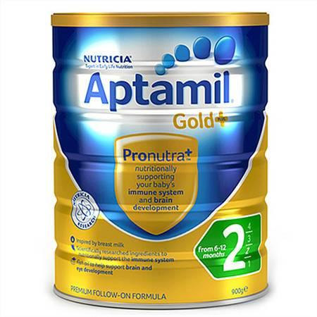 Aptamil 爱他美 婴儿奶粉 2 段 6罐