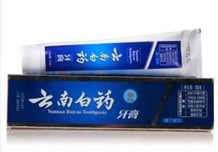 云南白药牙膏(留兰香型)180g