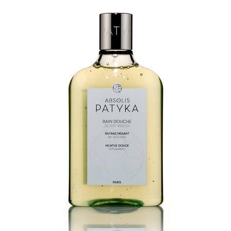 法国进口有机帕蒂卡薄草身体沐浴露250ml