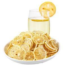 宜供优品宜供 柠檬片泡茶 VC干片即食袋装泡水柠檬片100g