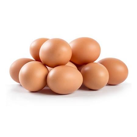 华之慧 大别山高山农家散养新鲜土鸡蛋笨鸡蛋柴鸡蛋60枚