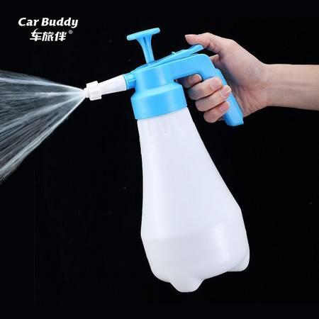 车旅伴 洗车泡沫喷壶气压式喷雾器喷壶洗车器 汽车美容清洁洗车用品 1.8L HQ-QX061