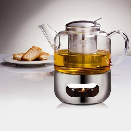依铂雷司 冰火茶壶G34005+依铂雷司 冰火茶壶温茶器G34007