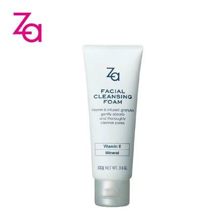 ZA/姿芮 洁面膏100g洗面奶 泡沫清爽保湿 清洁毛孔 洁面