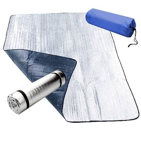 创悦 铝膜防潮垫 CY-5822户外野餐垫 沙滩垫