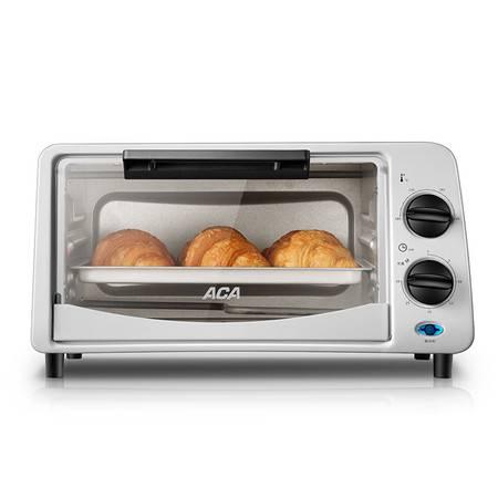 ACA 北美电器 入门家用基础小烤箱