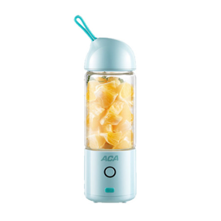 ACA 北美电器 便携式料理机 榨汁机 迷你USB充电式果汁杯