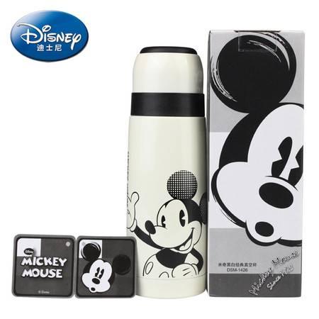 迪士尼/DISNEY 米奇米妮公主漫威卡通不锈钢保温杯 儿童水杯 DSM1426
