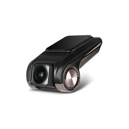 第1现场 X2 辅助预警迷你隐藏式车载监控高清行车记录仪 送16G卡读卡器