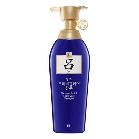 韩国进口吕舒盈清润净澈去屑洗发水 400ml