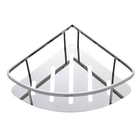 卫欲无限 镜面级304不锈钢加厚加深三角网篮