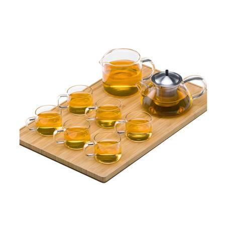 尚明 泡茶耐热玻璃功夫茶具套装(T108)