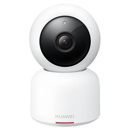 华为(HUAWEI )华为 安居智能摄像机CV70 360度全景云台版 1080P无线网络 家用监控