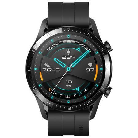 华为 WATCH GT2(46mm) 运动款 华为智能手表  运动智能手表两周长续航 蓝牙通话
