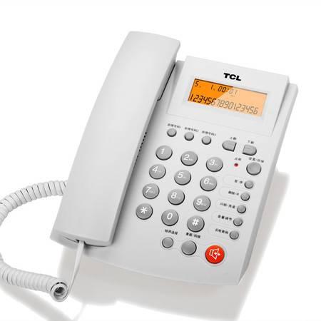 TCL HCD868(95)TSD 来电显示电话机