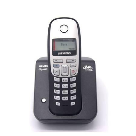 集怡嘉(Gigaset) 数字无绳电话机 C360