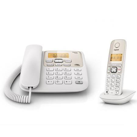 集怡嘉(Gigaset) 数字无绳电话机 A730