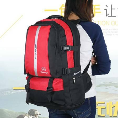 登山包新款超大容量户外背包50L男旅行双肩包女防水旅游背包