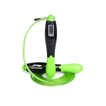 李宁/LI NING 跳绳 LBDM780-蓝色 红色 绿色 三色可选