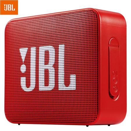 JBL GO2 音乐金砖二代 便携式蓝牙音箱 低音炮户外音箱迷你小音响 可免提通话防水设计 多色可选