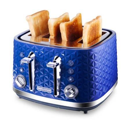 摩飞电器 多士炉 烤面包机多功能多士炉家用4片营养早餐机MR8105