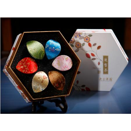 【北京馆】xbk-老舍茶馆造型茶礼盒30g